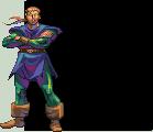 Eternal Champions - Xavier sprite
