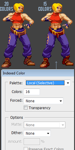 Can you tell the difference? (Hint: the boots and belt are probably the only parts you'll be able to notice)