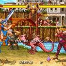 Though this game has few tie-ins with other Golden Axe games, you still get the occasional cameos