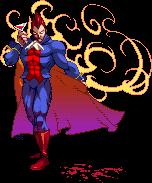Darkstalkers Demitri Capcom Sprite